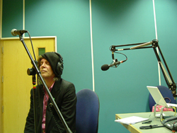 on resonance fm